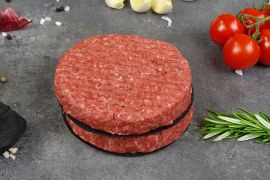 Premium Black Angus Burger Miguel Vergara