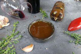 Rode Wijn Jus Huisgemaakt